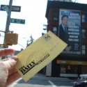 Photo of the ticket.